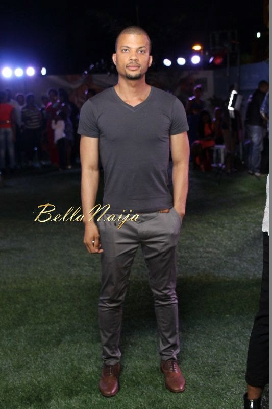 GTBank Lagos Fashion & Design Week 2014 Day 3 Red Carpet - Bellanaija - November2014016