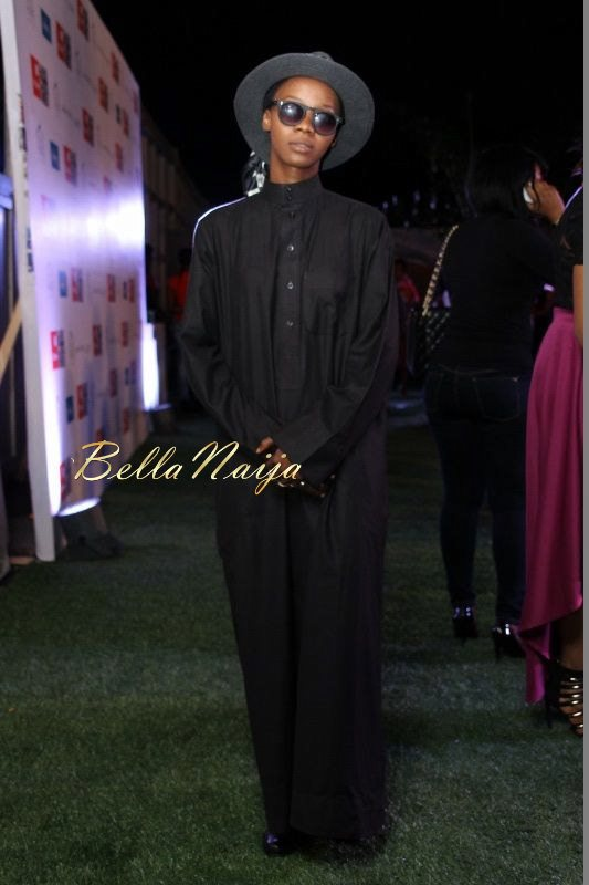 GTBank Lagos Fashion & Design Week 2014 Day 3 Red Carpet - Bellanaija - November2014017