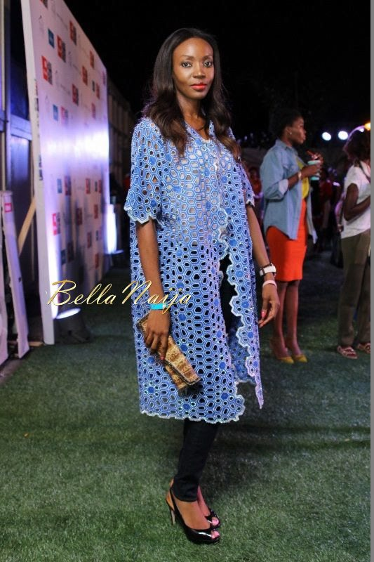 GTBank Lagos Fashion & Design Week 2014 Day 3 Red Carpet - Bellanaija - November2014018
