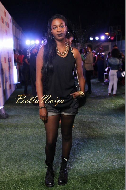GTBank Lagos Fashion & Design Week 2014 Day 3 Red Carpet - Bellanaija - November2014019
