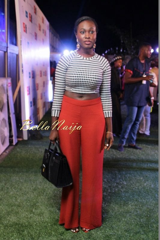 GTBank Lagos Fashion & Design Week 2014 Day 3 Red Carpet - Bellanaija - November2014021