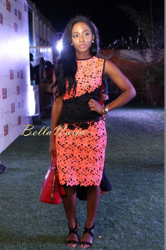 GTBank Lagos Fashion & Design Week 2014 Day 3 Red Carpet - Bellanaija - November2014026