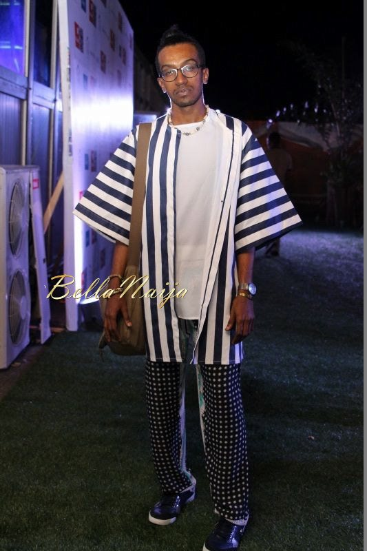 GTBank Lagos Fashion & Design Week 2014 Day 3 Red Carpet - Bellanaija - November2014027