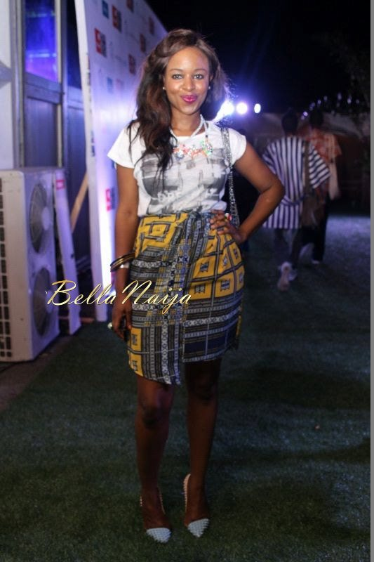 GTBank Lagos Fashion & Design Week 2014 Day 3 Red Carpet - Bellanaija - November2014028