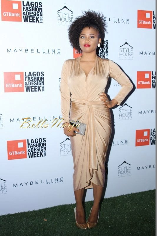 GTBank Lagos Fashion & Design Week 2014 Day 3 Red Carpet - Bellanaija - November2014030