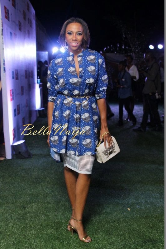 GTBank Lagos Fashion & Design Week 2014 Day 3 Red Carpet - Bellanaija - November2014031