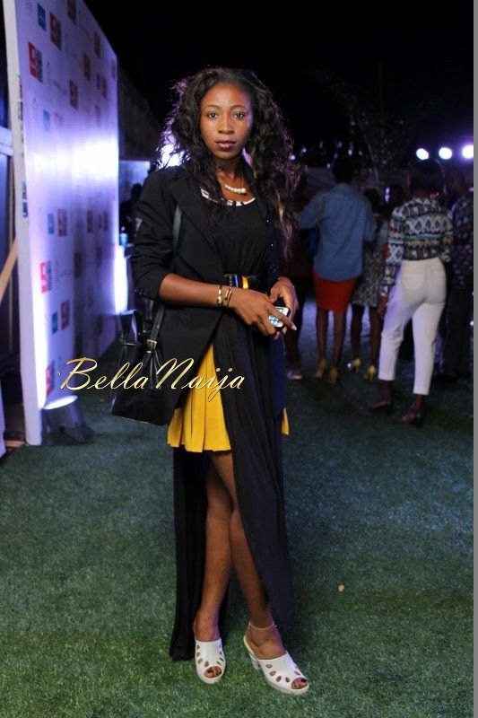GTBank Lagos Fashion & Design Week 2014 Day 3 Red Carpet - Bellanaija - November2014032