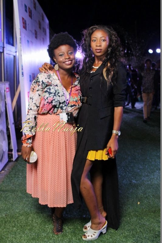 GTBank Lagos Fashion & Design Week 2014 Day 3 Red Carpet - Bellanaija - November2014033