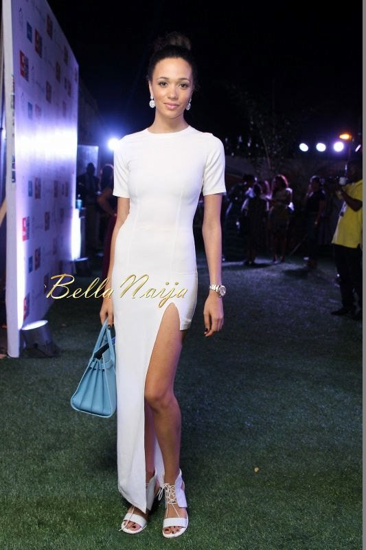 GTBank Lagos Fashion & Design Week 2014 Day 3 Red Carpet - Bellanaija - November2014034