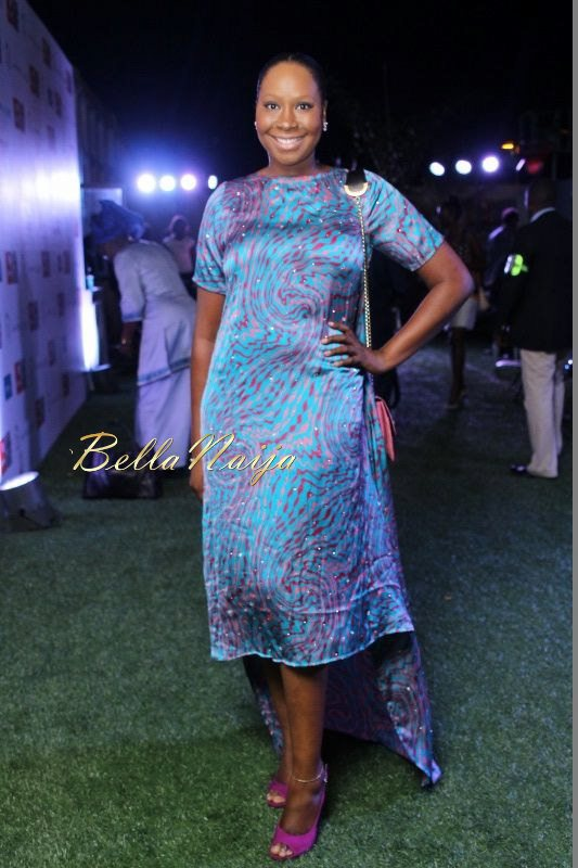 GTBank Lagos Fashion & Design Week 2014 Day 3 Red Carpet - Bellanaija - November2014038