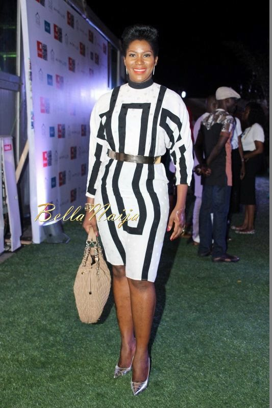 GTBank Lagos Fashion & Design Week 2014 Day 3 Red Carpet - Bellanaija - November2014040