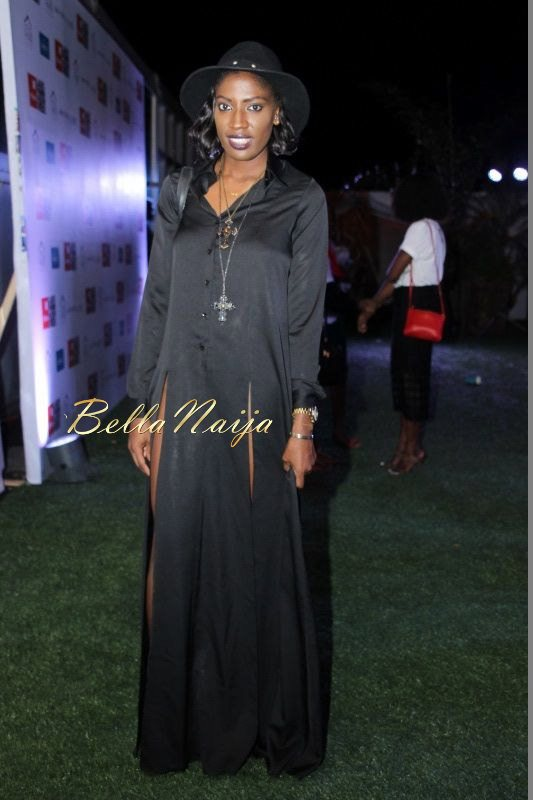 GTBank Lagos Fashion & Design Week 2014 Day 3 Red Carpet - Bellanaija - November2014041