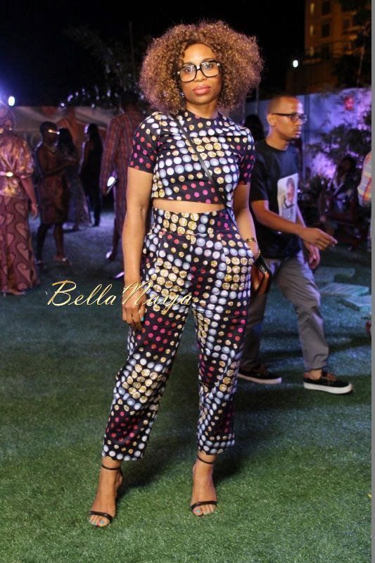 GTBank Lagos Fashion & Design Week 2014 Day 3 Red Carpet - Bellanaija - November2014042