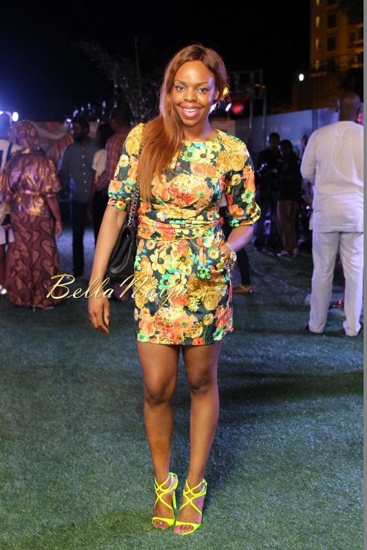 GTBank Lagos Fashion & Design Week 2014 Day 3 Red Carpet - Bellanaija - November2014043