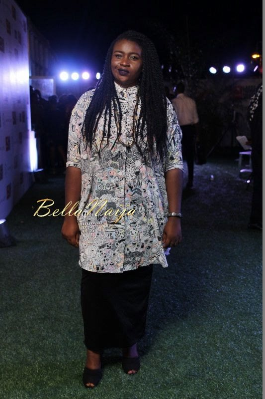 GTBank Lagos Fashion & Design Week 2014 Day 3 Red Carpet - Bellanaija - November2014044