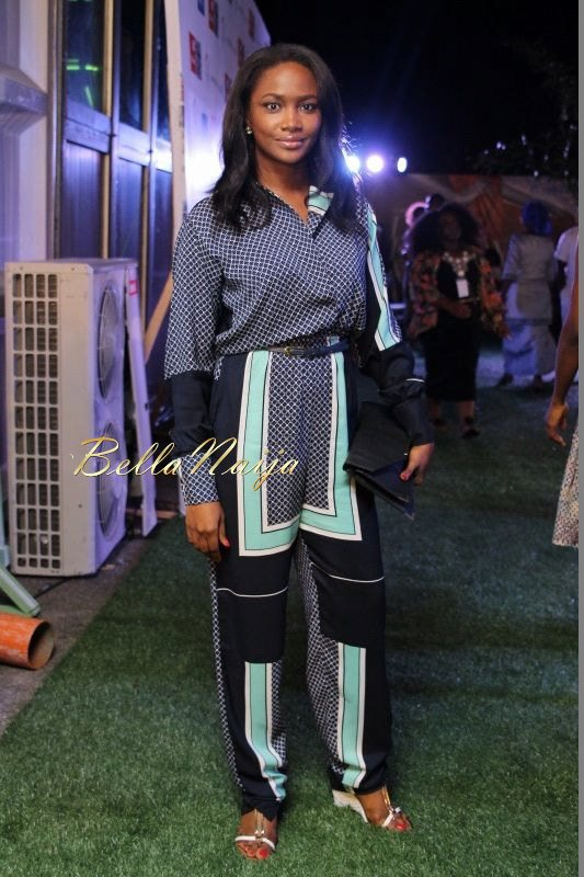 GTBank Lagos Fashion & Design Week 2014 Day 3 Red Carpet - Bellanaija - November2014045