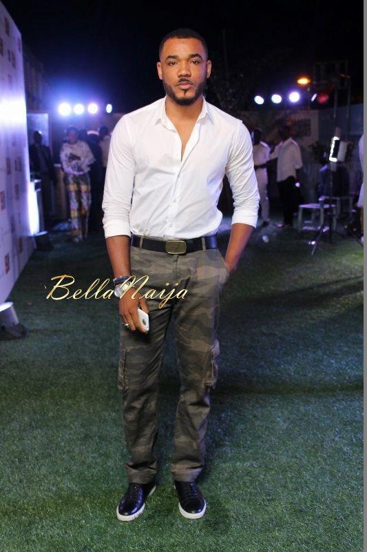 GTBank Lagos Fashion & Design Week 2014 Day 3 Red Carpet - Bellanaija - November2014046