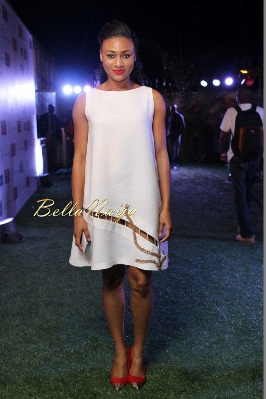 GTBank Lagos Fashion & Design Week 2014 Day 3 Red Carpet - Bellanaija - November2014047