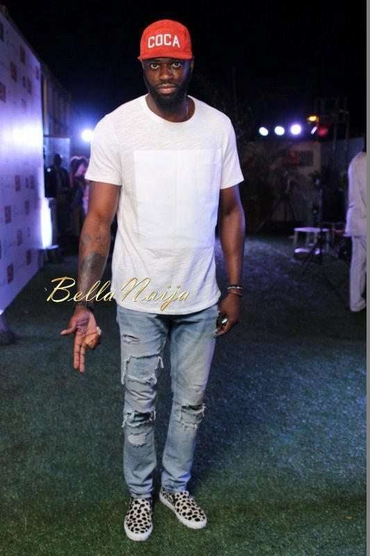 GTBank Lagos Fashion & Design Week 2014 Day 3 Red Carpet - Bellanaija - November2014048