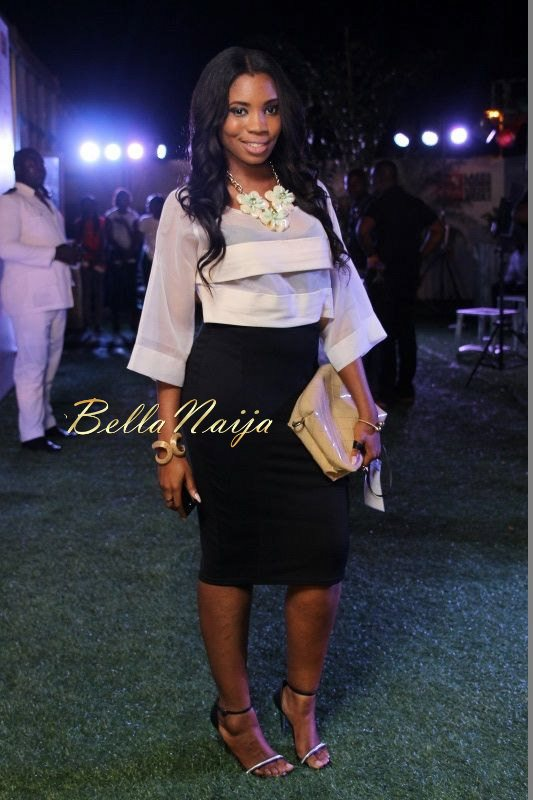 GTBank Lagos Fashion & Design Week 2014 Day 3 Red Carpet - Bellanaija - November2014049
