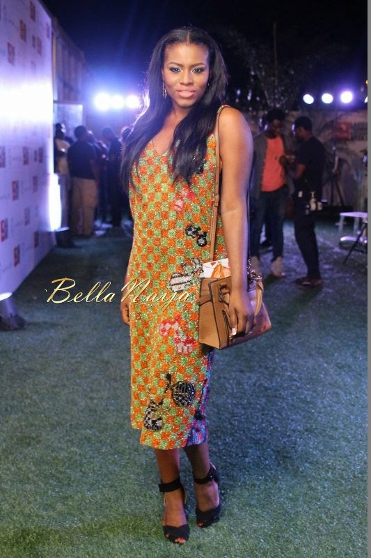 GTBank Lagos Fashion & Design Week 2014 Day 3 Red Carpet - Bellanaija - November2014050