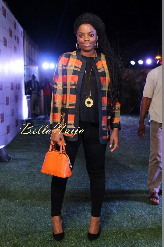 GTBank Lagos Fashion & Design Week 2014 Day 3 Red Carpet - Bellanaija - November2014056