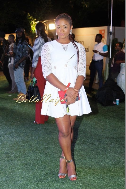 GTBank Lagos Fashion & Design Week 2014 Day 3 Red Carpet - Bellanaija - November2014057