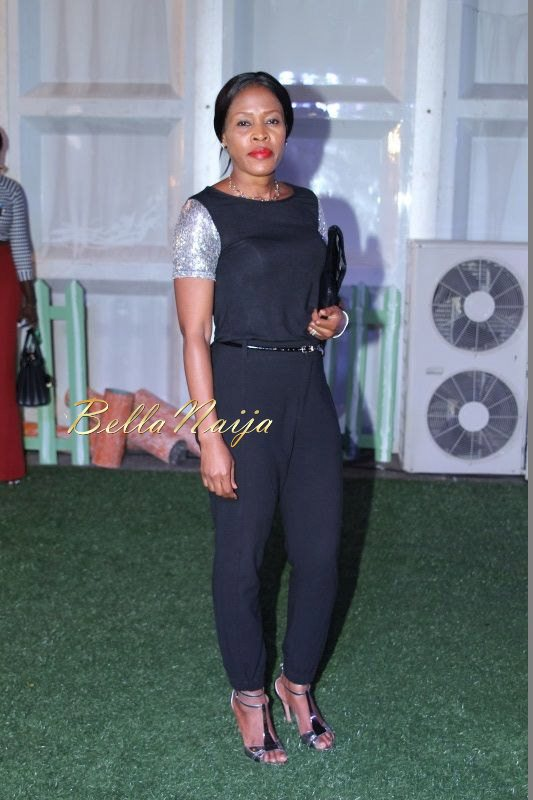 GTBank Lagos Fashion & Design Week 2014 Day 3 Red Carpet - Bellanaija - November2014058
