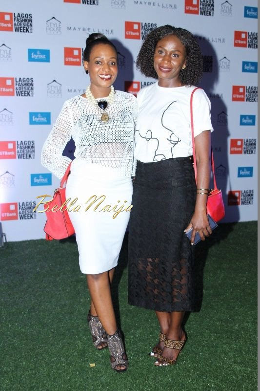 GTBank Lagos Fashion & Design Week 2014 Day 3 Red Carpet - Bellanaija - November2014061