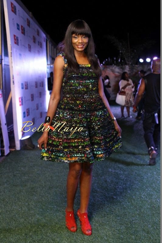 GTBank Lagos Fashion & Design Week 2014 Day 3 Red Carpet - Bellanaija - November2014065