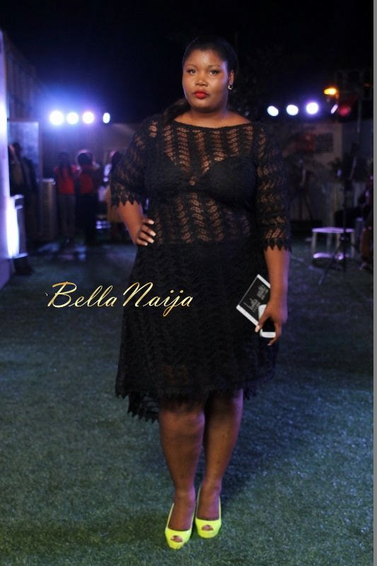 GTBank Lagos Fashion & Design Week 2014 Day 3 Red Carpet - Bellanaija - November2014068