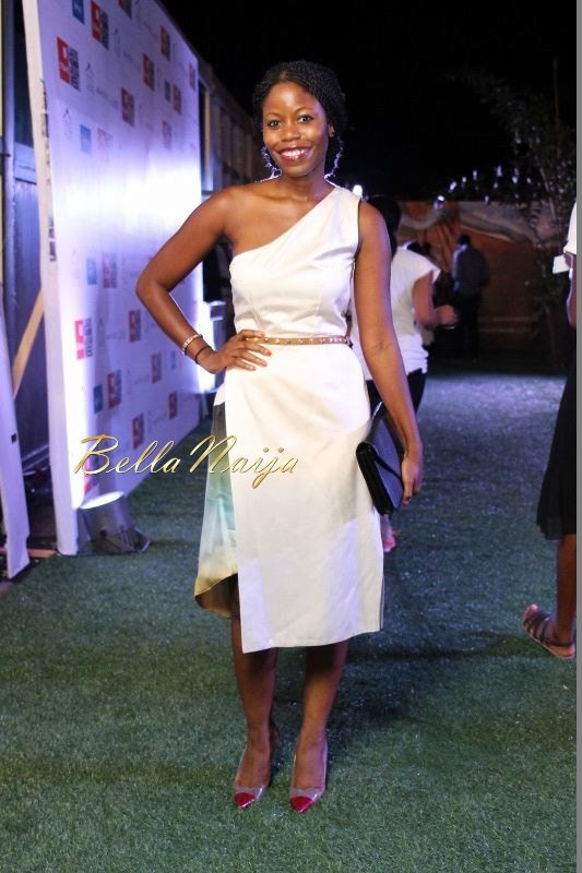 GTBank Lagos Fashion & Design Week 2014 Day 3 Red Carpet - Bellanaija - November2014069