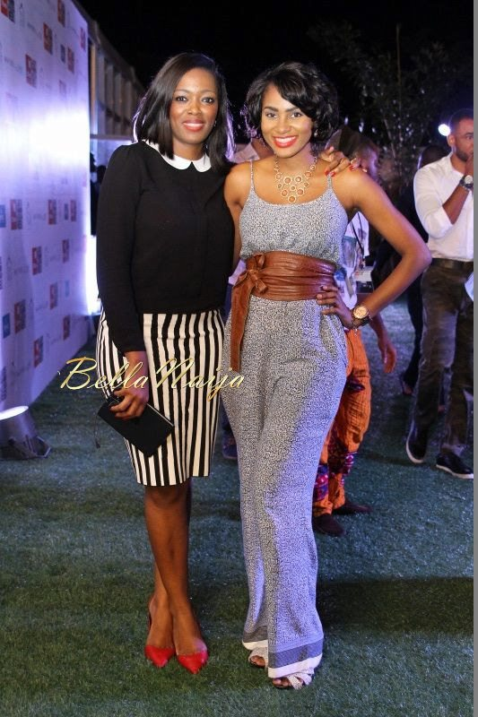 GTBank Lagos Fashion & Design Week 2014 Day 3 Red Carpet - Bellanaija - November2014071