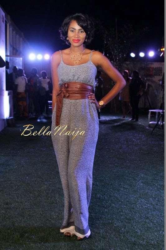 GTBank Lagos Fashion & Design Week 2014 Day 3 Red Carpet - Bellanaija - November2014072
