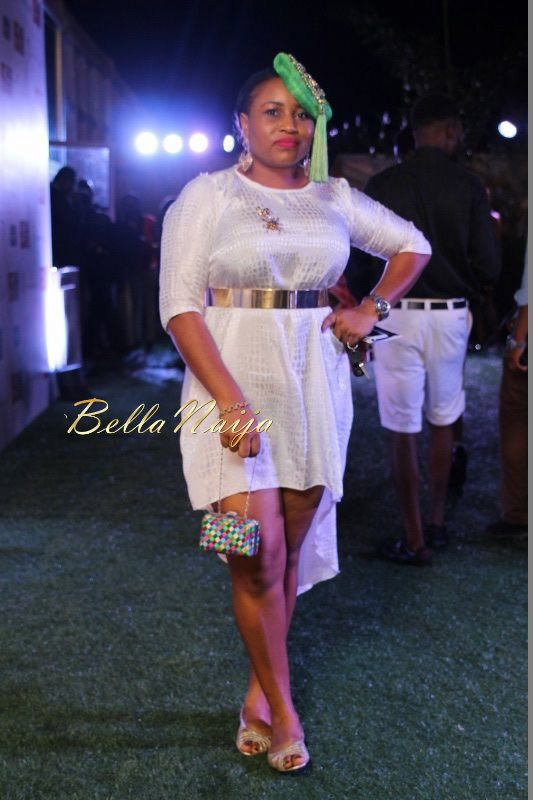 GTBank Lagos Fashion & Design Week 2014 Day 3 Red Carpet - Bellanaija - November2014073