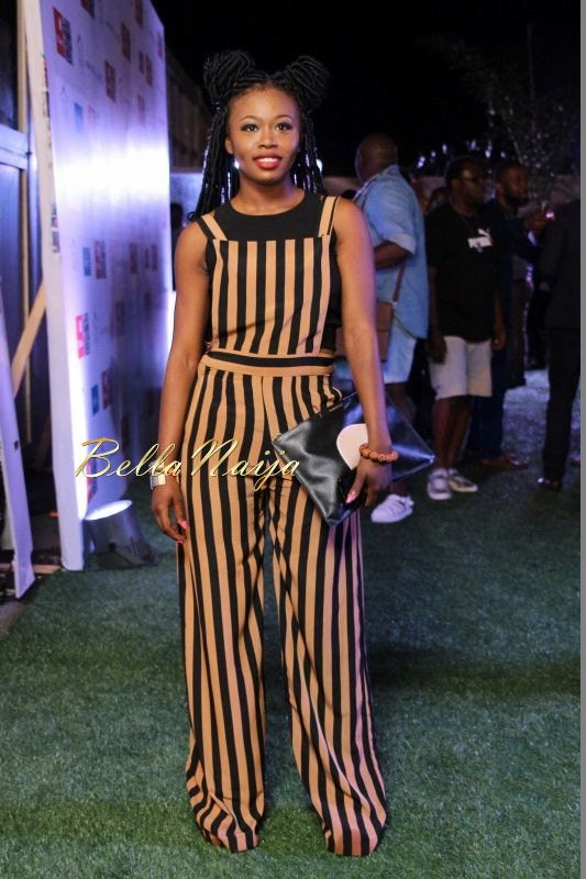GTBank Lagos Fashion & Design Week 2014 Day 3 Red Carpet - Bellanaija - November2014074