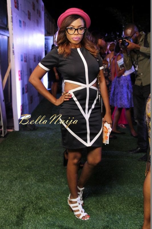 GTBank Lagos Fashion & Design Week 2014 Day 3 Red Carpet - Bellanaija - November2014077