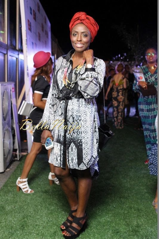 GTBank Lagos Fashion & Design Week 2014 Day 3 Red Carpet - Bellanaija - November2014078