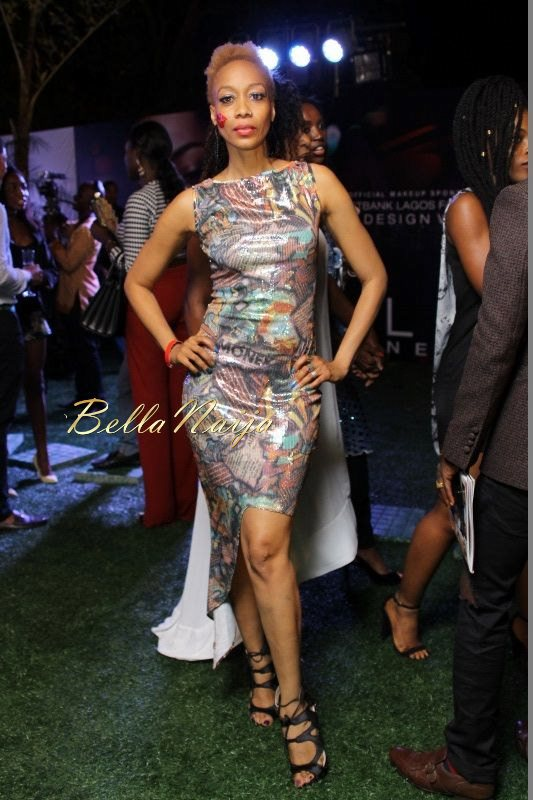GTBank Lagos Fashion & Design Week 2014 Day 3 Red Carpet - Bellanaija - November2014079
