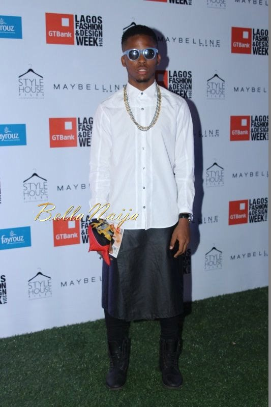 GTBank Lagos Fashion & Design Week 2014 Day 3 Red Carpet - Bellanaija - November2014080