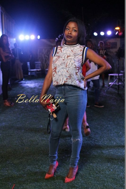 GTBank Lagos Fashion & Design Week 2014 Day 3 Red Carpet - Bellanaija - November2014081