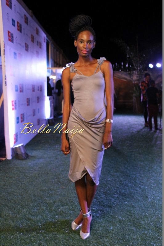 GTBank Lagos Fashion & Design Week 2014 Day 3 Red Carpet - Bellanaija - November2014083