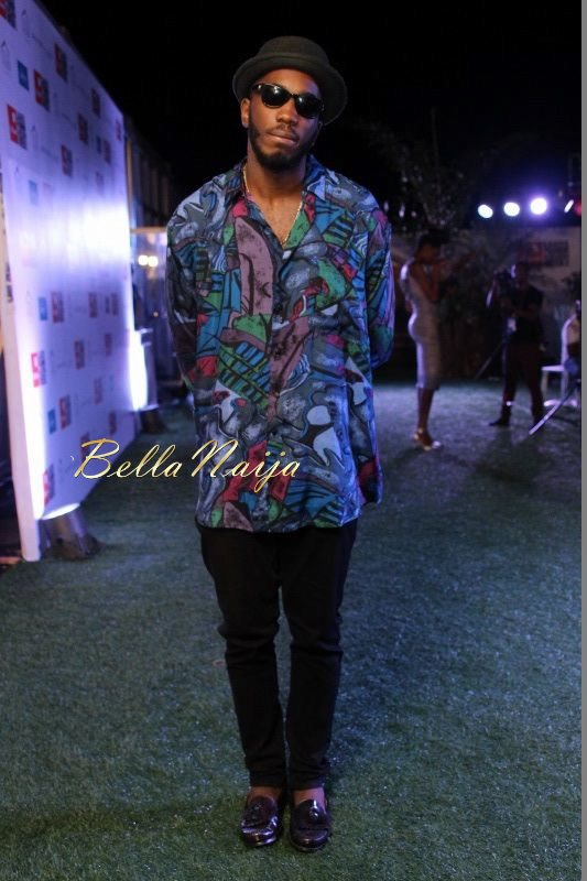 GTBank Lagos Fashion & Design Week 2014 Day 3 Red Carpet - Bellanaija - November2014084