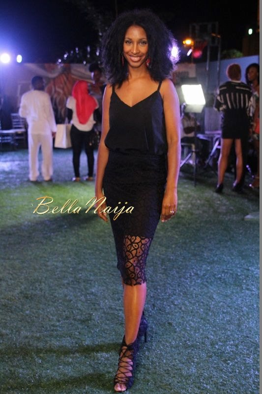 GTBank Lagos Fashion & Design Week 2014 Day 3 Red Carpet - Bellanaija - November2014085