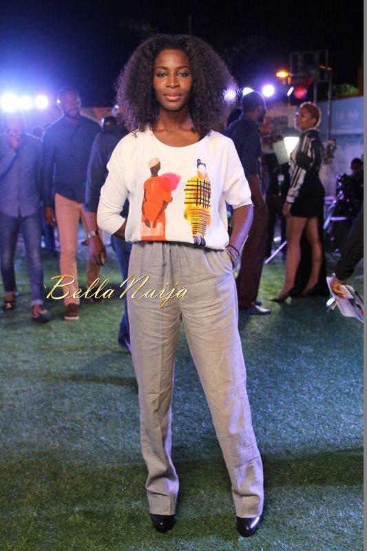 GTBank Lagos Fashion & Design Week 2014 Day 3 Red Carpet - Bellanaija - November2014086