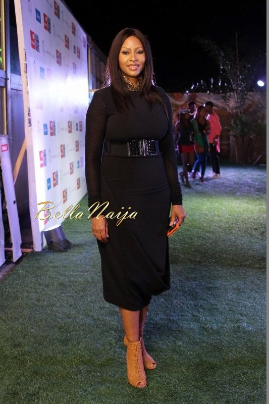 GTBank Lagos Fashion & Design Week 2014 Day 3 Red Carpet - Bellanaija - November2014087