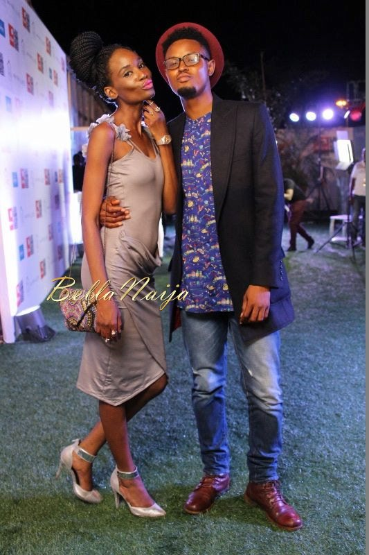 GTBank Lagos Fashion & Design Week 2014 Day 3 Red Carpet - Bellanaija - November2014088