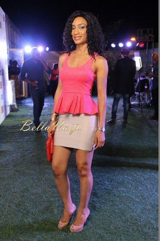 GTBank Lagos Fashion & Design Week 2014 Day 3 Red Carpet - Bellanaija - November2014089