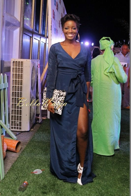 GTBank Lagos Fashion & Design Week 2014 Day 3 Red Carpet - Bellanaija - November2014095