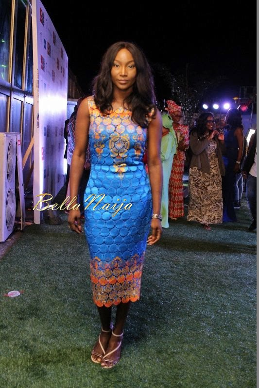 GTBank Lagos Fashion & Design Week 2014 Day 3 Red Carpet - Bellanaija - November2014096